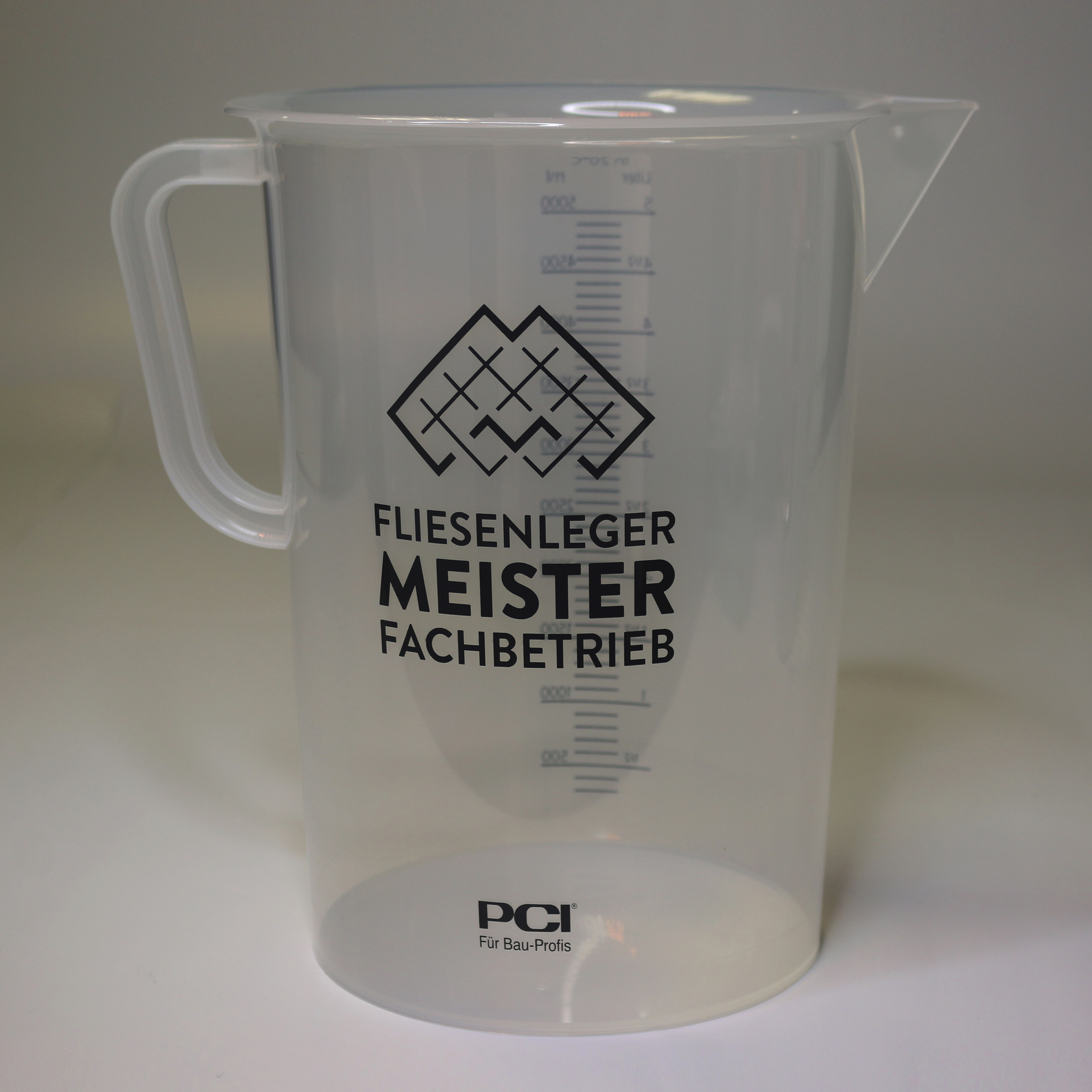 5-Liter-Messbecher