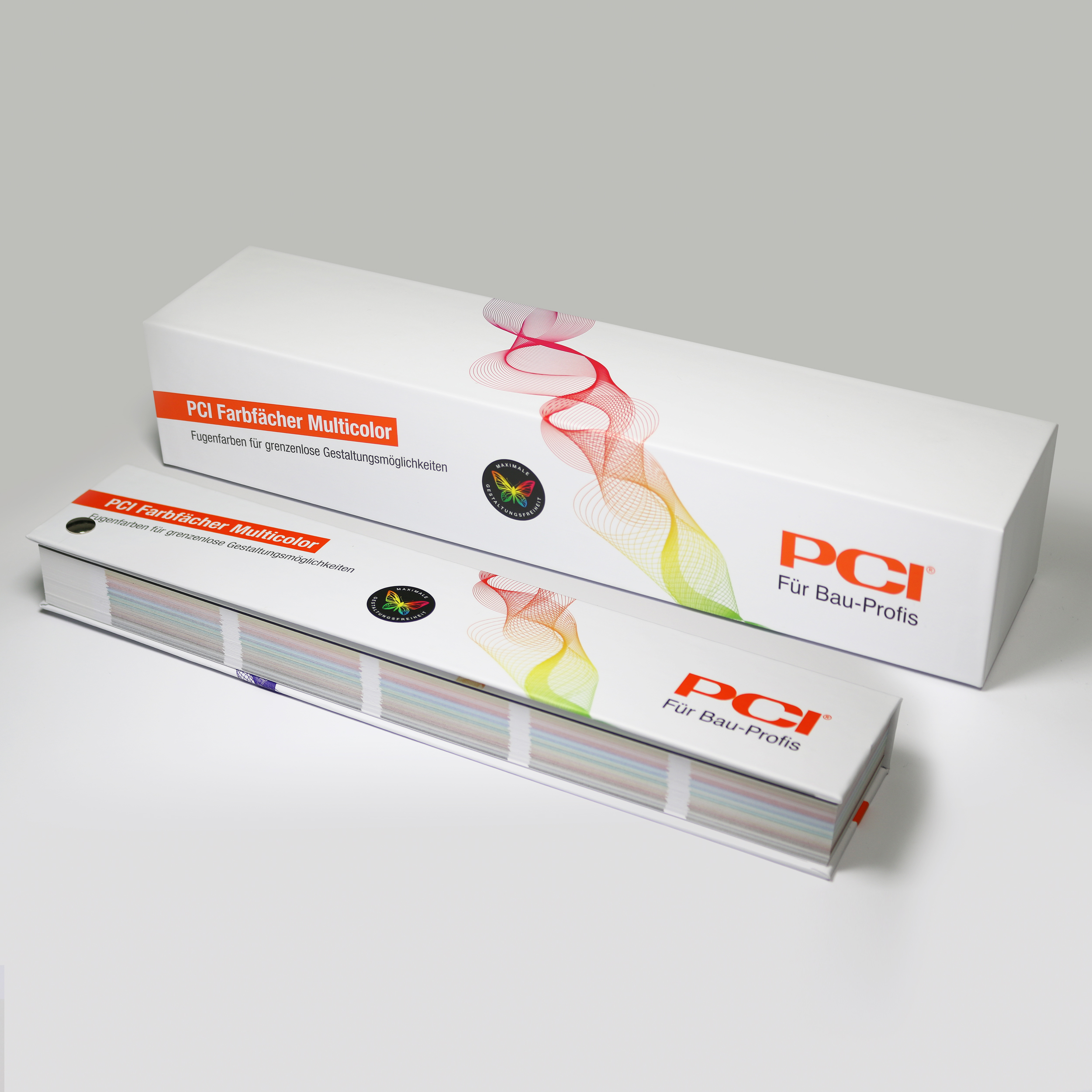Farbfächer PCI Durapox Premium Multicolor